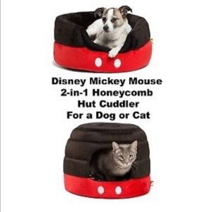 Disney Mickey Mouse Honeycomb Pet Bed